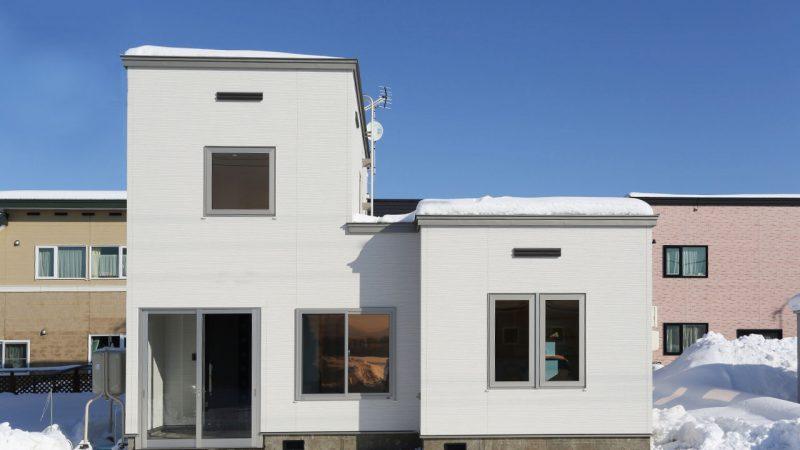 東神楽町新築一戸建て|家族の健康を大切にした家